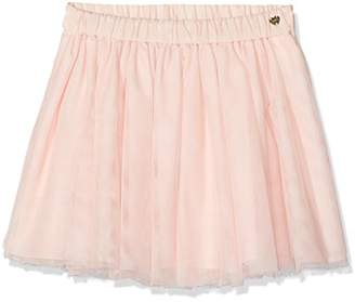 Juicy Couture Girl's KNT Foil Mesh Tutu Skirt