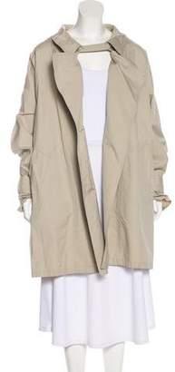 Hache Oversize Lightweight Rain Coat