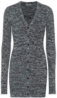 Bottega Veneta Ribbed cotton cardigan