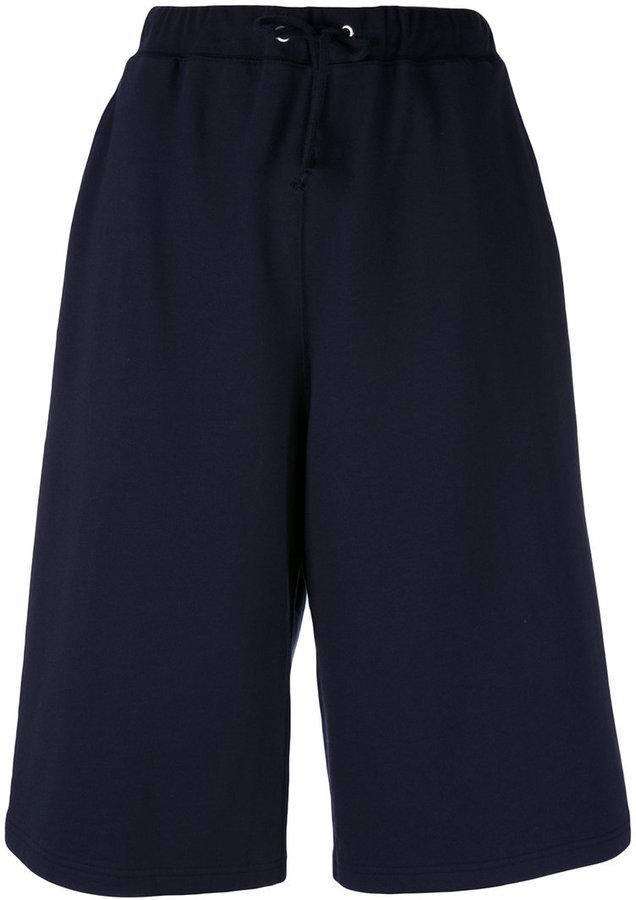 ZuccaZucca drawstring shorts