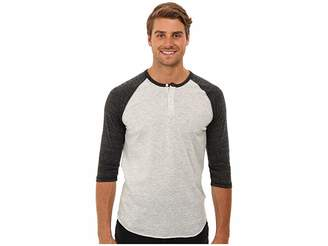 Alternative 3/4 Raglan Henley