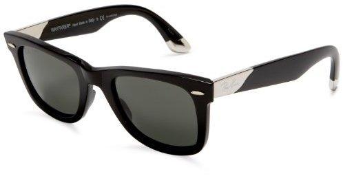 Ray-Ban RB2157K Polarized Wayfarer  Sunglasses