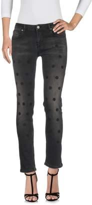 Silvian Heach Denim pants - Item 42677711AI