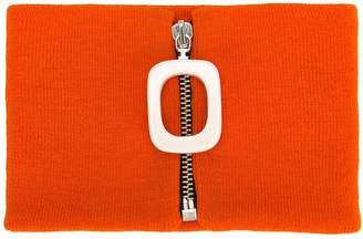 J.W.Anderson zipped neckband