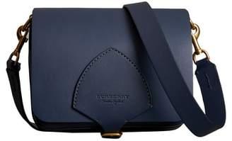Burberry Large Square Leather Shoulder Bag