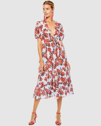 Red Sea Midi Dress