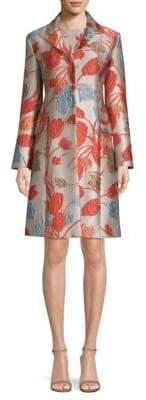 Tulip Jacquard Jacket