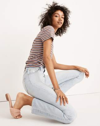 Madewell The Petite Perfect Vintage Jean in Fitzgerald Wash