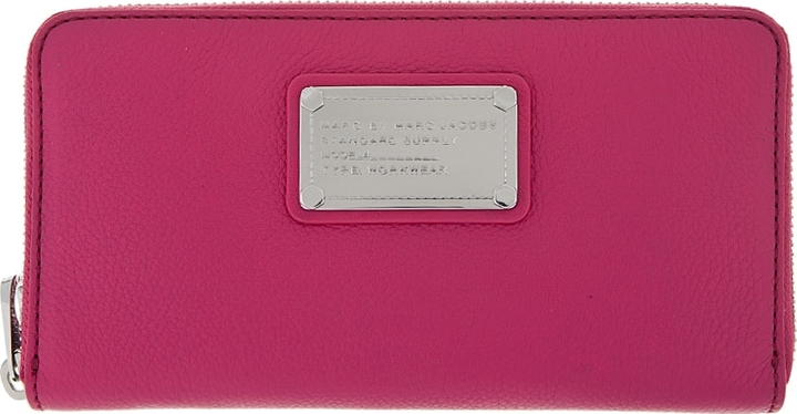 Marc by Marc Jacobs Large Rose Petal Zip Around Wallet