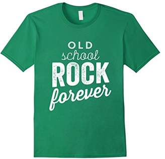 Old School Rock Forever T-Shirt