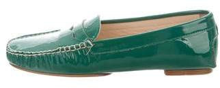 Maryam Nassir Zadeh Patent Leather Lily Loafers w/ Tags