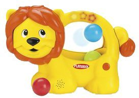 Playskool Poppin Park Learn N Pop Lion