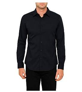 G Star G-Star Fitted Stretch Core L/S Shirt