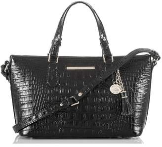 Brahmin Melbourne Mini Asher Leather Tote