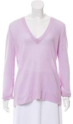 Barneys New York Barney's New York Lightweight Cashmere Sweater