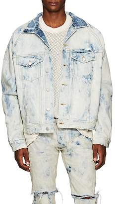 Fear Of God Men's Bleached Denim Jacket
