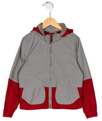 Little Marc Jacobs Boys' Windbreaker Jacket