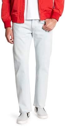 "Levi's 513 Slim Straight Soul Me Jeans - 30-34\"" Inseam"