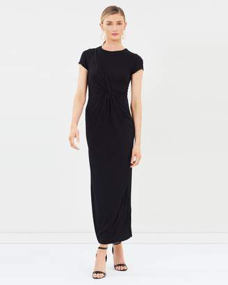 Dorothy Perkins Jersey Knot Maxi Dress