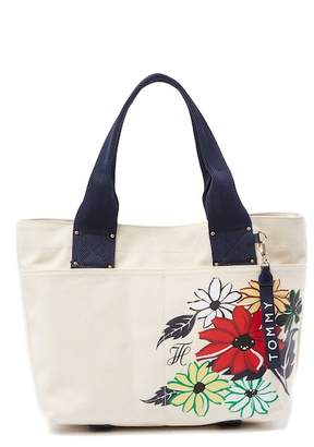 Tommy Hilfiger Floral Shopper Tote