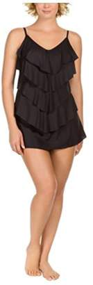 Miraclesuit Kirkland Signature By TANKINI SWIMSUIT TOP, Look & Feel Slimmer!