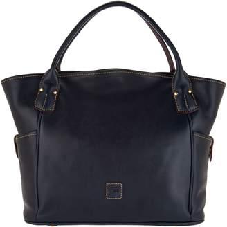 Dooney & Bourke Florentine Leather Kristen Tote