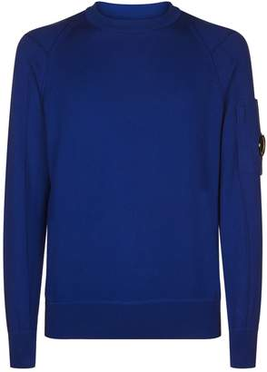 C.P. Company Knitted Crew Neck Sweater