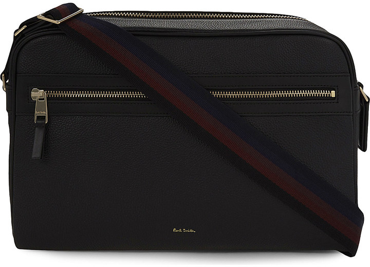 Paul SmithPaul Smith Accessories City Webbing leather cross-body bag