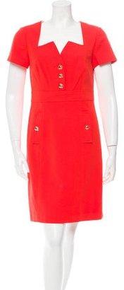 Trina Turk Sheath Mini Dress $65 thestylecure.com