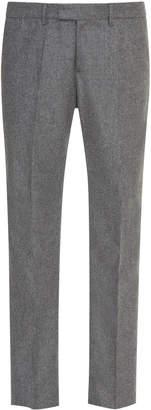 Privee Salle Rocco Wool Suit Pants
