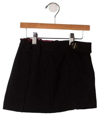 Milly Minis Girls' Mini Skirt