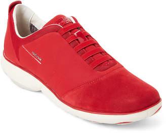Geox Red Nebula Walking Sneakers