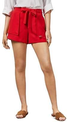 Ted Baker Mitty Tie-Waist Shorts