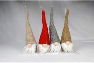 Galt International Om, Loki, Tori, & Sindri Faux Fur Gnome 4-Piece Set