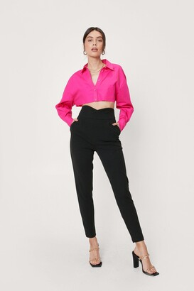 Nasty Gal Go About Your Business Tailored Pants