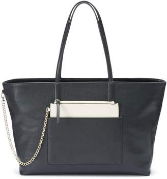 Apt. 9 Jade Soft Tote with Removable Pouch