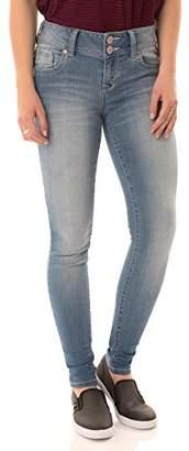 WallFlower Women's InstaSoft Ultra Fit Skinny Jeans