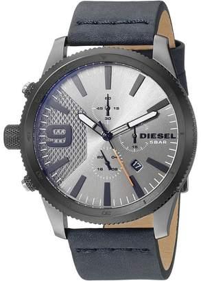 Diesel Rasp Chrono 46 - DZ4456 Watches