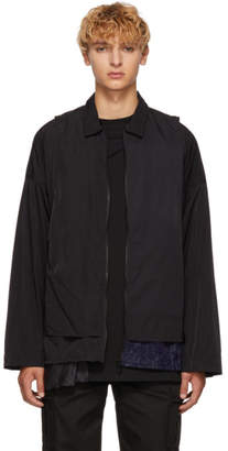 Cottweiler Black Cave Shirt Jacket