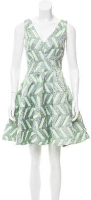 Opening Ceremony Jacquard Mini Dress