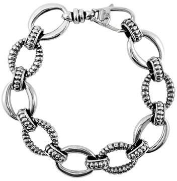 Women's Lagos Open Link Bracelet