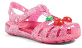Infant Girl's Crocs(TM) Isabella Novelty Sandal $34.95 thestylecure.com