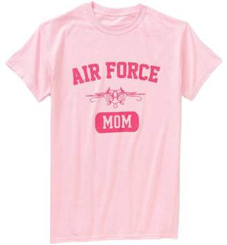 ca1552e5 HighVis Design Women's Air Force Mom Short Sleeve Tee