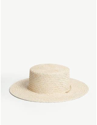 8ba9278cf2f6d9 LACK OF COLOR Wanderer Boater hat