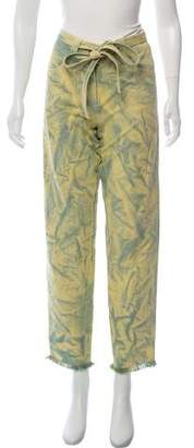 Leroy Veronique Peridot Straight Pants w/ Tags
