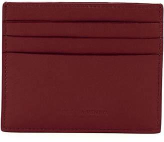 Bottega Veneta Smooth Leather Card Case