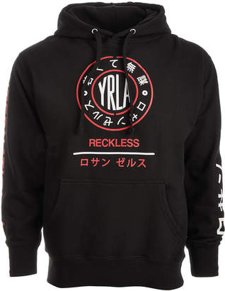 Young & Reckless Men's Graphic Hoodie