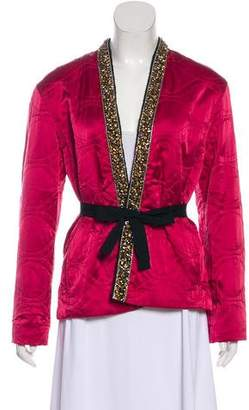 Isabel Marant Quilted Embellished Jacket