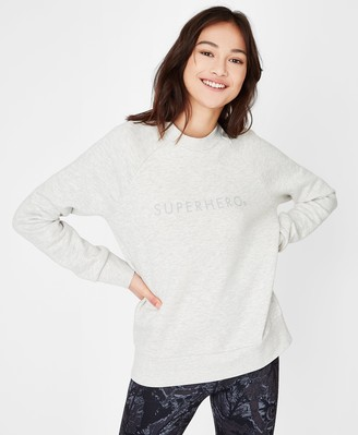 Sweaty Betty Crew Neck Fashion Sweat