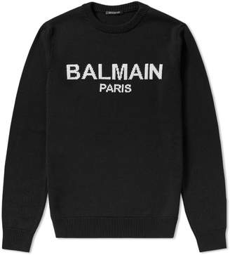 Balmain Paris Crew Knit